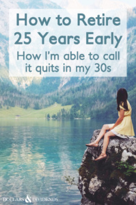 How to Retire 25 Years Early