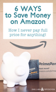 Easy tricks to save money on Amazon