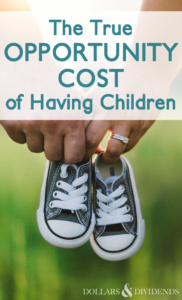 The True Opportunity Cost of Having Children